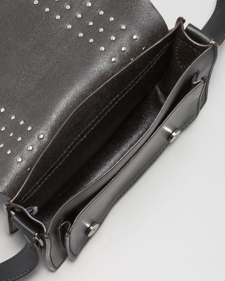 Studded Alex Crossbody Bag