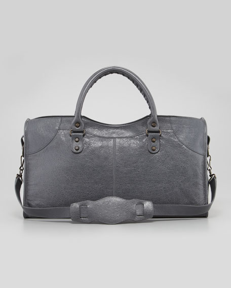 Classic Part Time Bag, Gris Tarmac