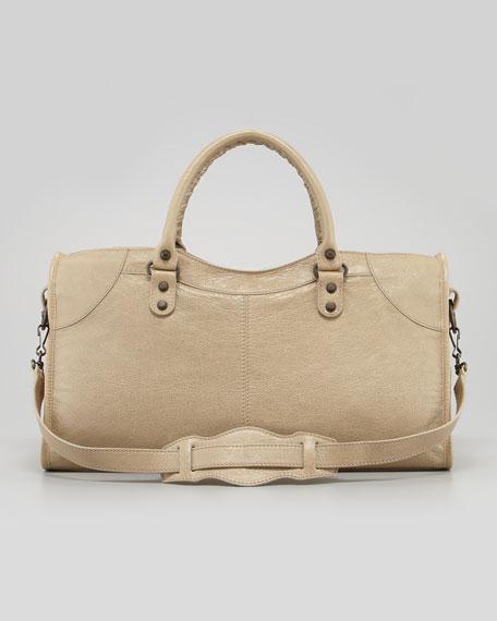 Classic Part Time Bag, Latte