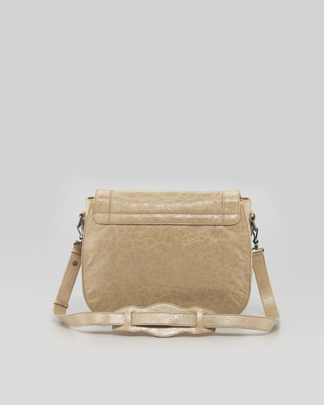 Classic Neo Folk Bag, Latte