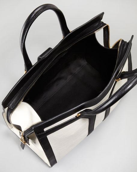 ChYc East-West Calfskin Bag