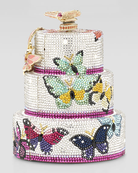 Butterfly Cake Minaudiere