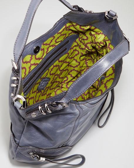 Tegan Shoulder Bag, Slate