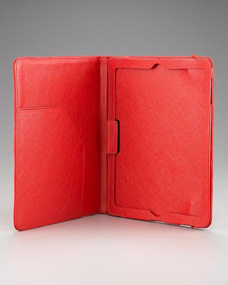 Stardust Logo Neoprene iPad Book