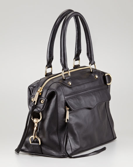 Cupid Leather Tote