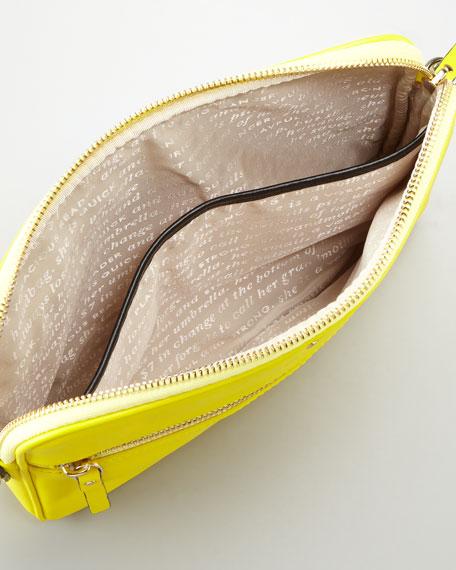 brightspot avenue bryce ipad case, yellow