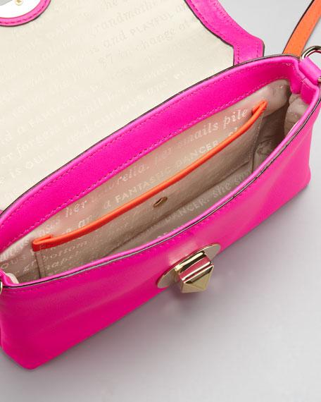 brightspot avenue sally crossbody bag, snapdragon