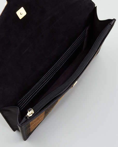 Pequin Large Envelope Clutch Bag