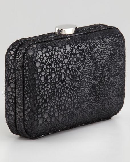Lee Hard Case Clutch, Black