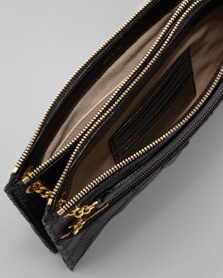 The Doll Shoulder Bag, Black