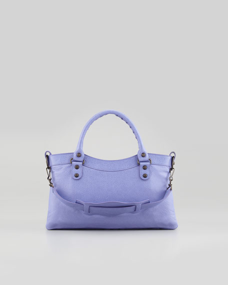 Classic First Bag, Mauve