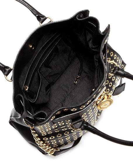 Large Hamilton Grommet Tote Bag