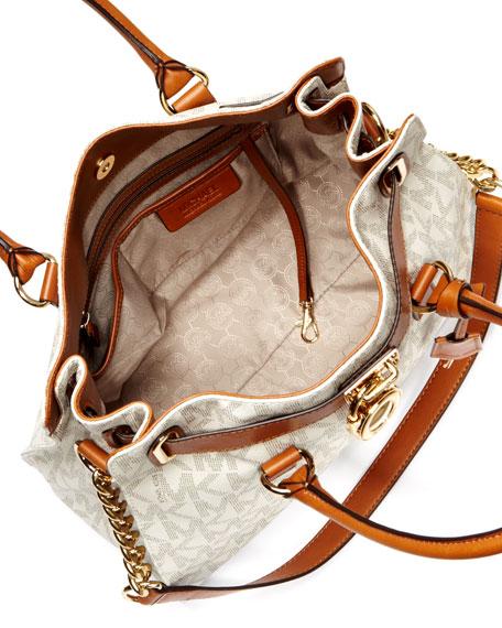Large Hamilton Logo Tote Bag