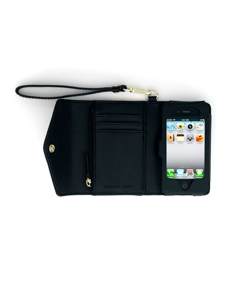 iPhone Logo Wristlet