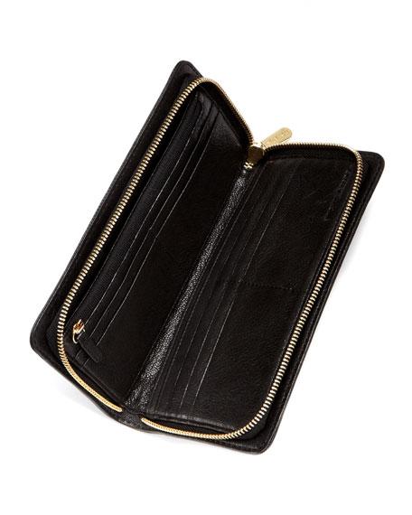 Large Hamilton Continental Wallet