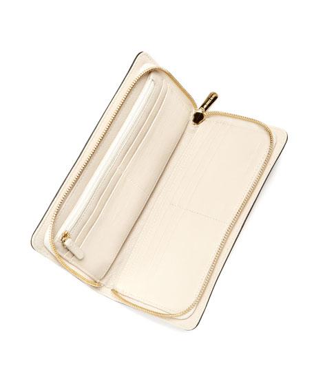 MICHAEL Michael Kors Large Hamilton Zip-Around Wallet