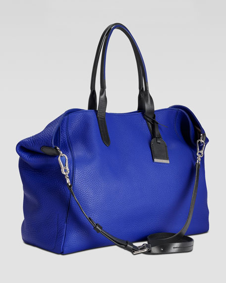Crosby Shopper, Cobalt