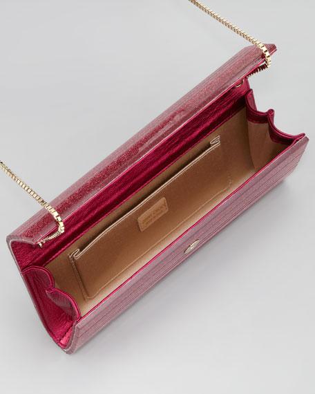 Sweetie Glitter Clutch Bag