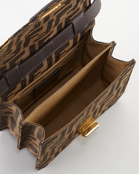 Tevere Mini Zucca Bag, Tobacco