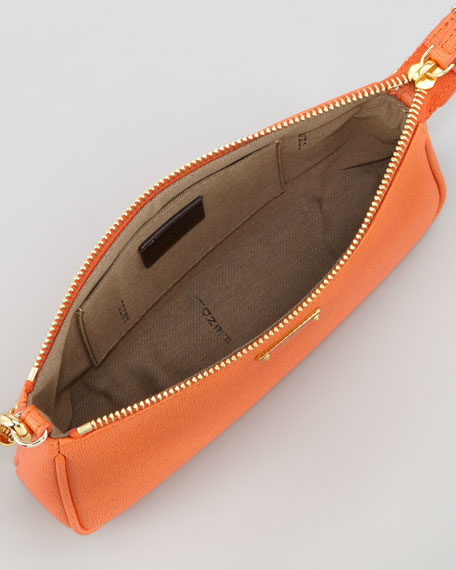Crayon Pouchette Bag, Orange