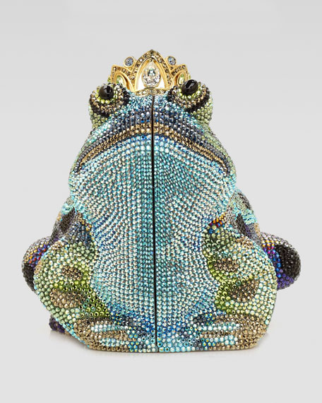 Collector's Edition William Frog Prince Clutch Bag