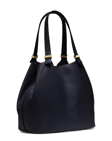 Large Perforated-Logo Grab Bag