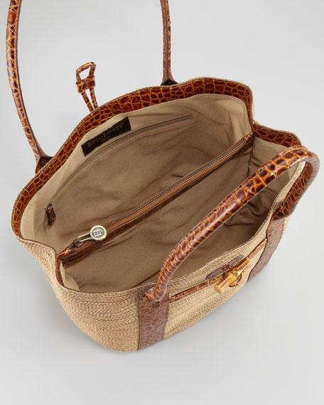 Field Shopper Tote Bag