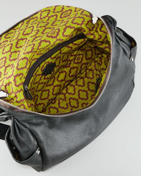 Holly Shoulder Bag, English Green