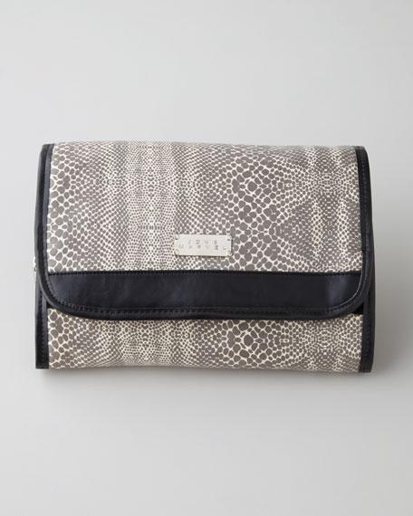 """""""Python"""" Hanging Cosmetic Bag"""