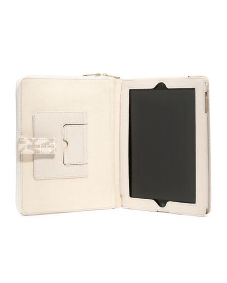 Signature PVC iPad Case
