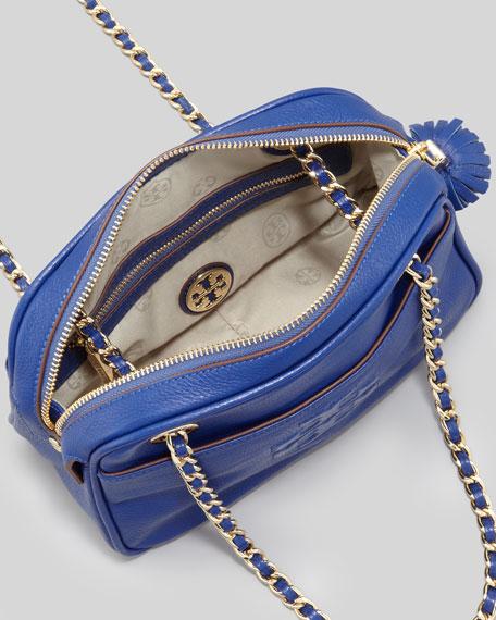 Thea Crossbody Chain-Strap Bag