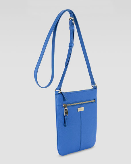 Village Swingpack Crossbody Bag, Blue