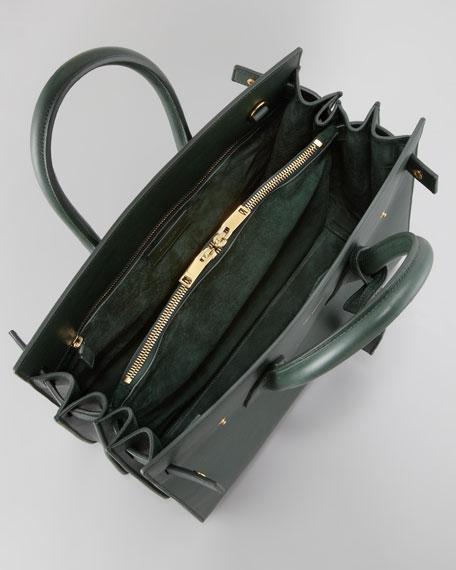 Sac de Jour Small Carryall Bag, Teal