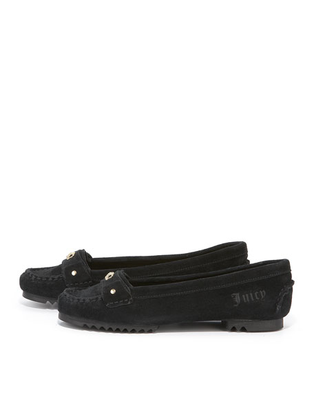 Roxanne Suede Loafer