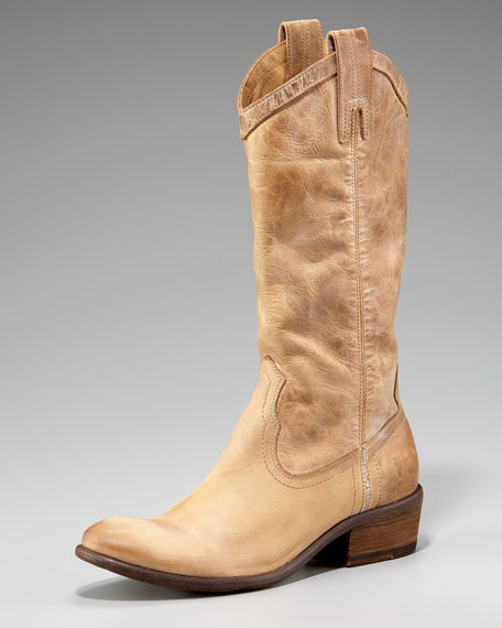 Carson Burnished Boot