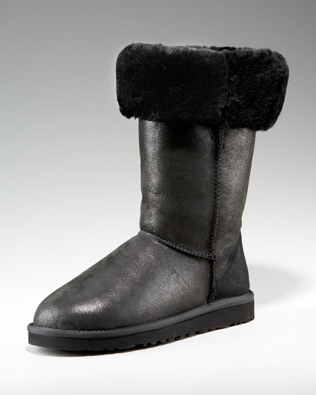 Classic Tall Bomber Jacket Boot