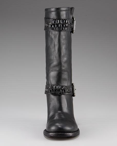 Cameron Jeweled Boot
