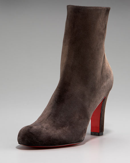 Christian Louboutin Miss Tack Ankle Boot