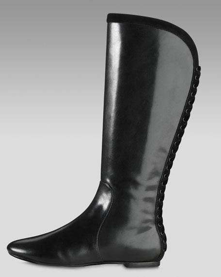 Air Swan Boot, Black