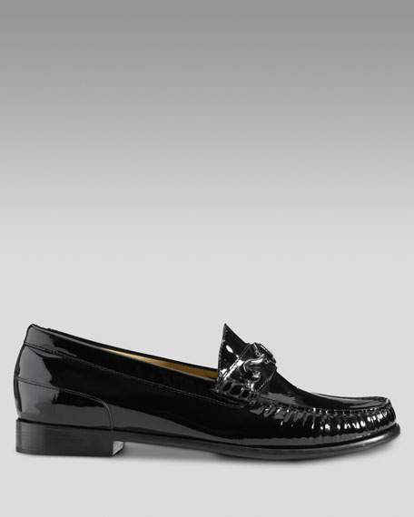 Air Penny Tantivy Loafer, Black