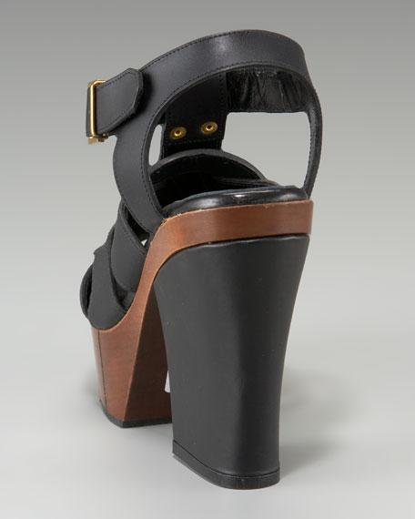 Chunky Platform Sandal
