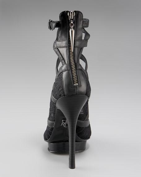 Paulina Ankle-Wrap Sandal