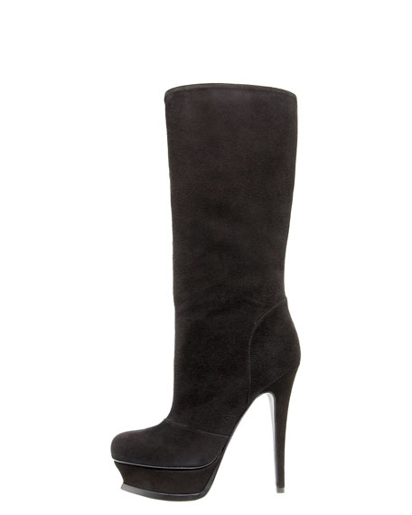 Suede Tribute Boot