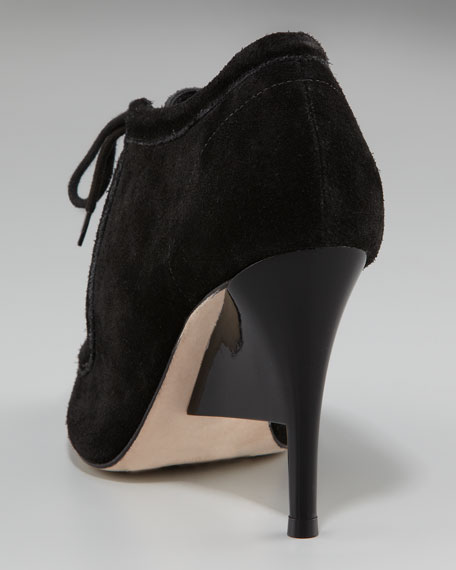 Wallaby Lace-Up Bootie