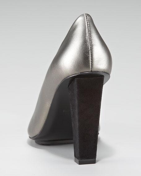 April Pointed-Toe Pump