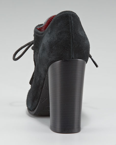 Wallaby Ankle Boot