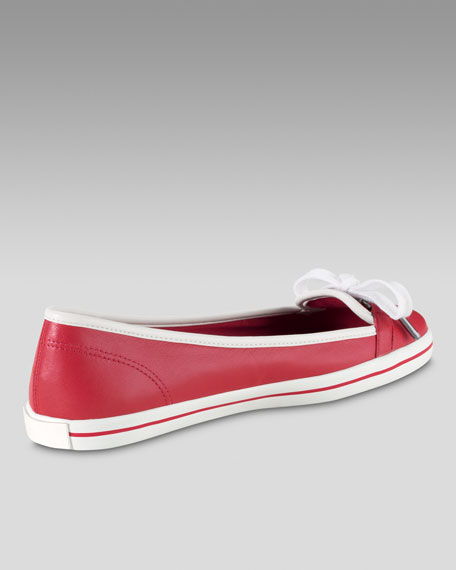 Air Jamie Sneaker Ballerina Flat