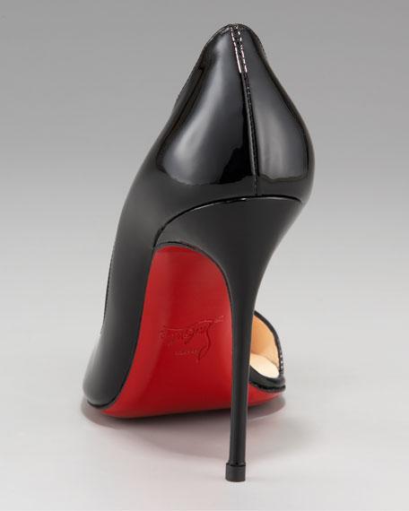 Asymmetric d'Orsay, Black