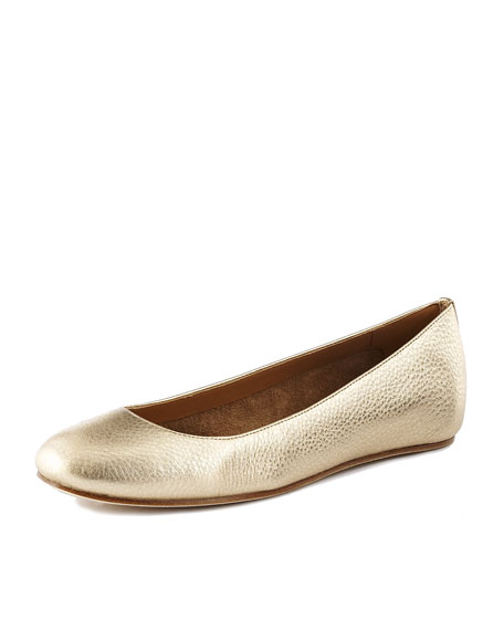 Olympia Flat, Silver or Gold