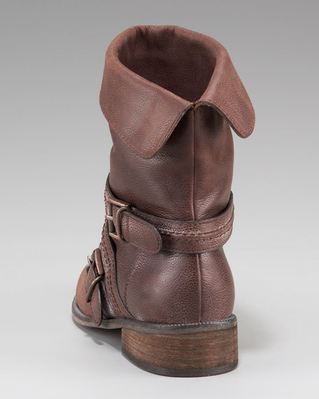 Rolling Stone Strappy Boot